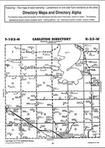 Map Image 031, Freeborn County 1999